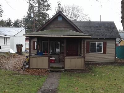 Coeur D'alene Single Family Home For Sale: 1914 E Front Ave