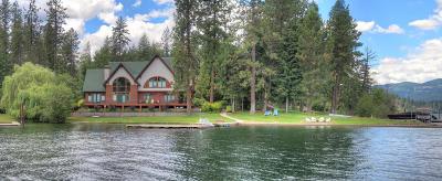 Harrison Single Family Home For Sale: 857 E. Driftwood Lane