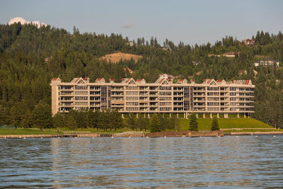 Coeur D'alene Condo/Townhouse For Sale: 2032 S Island Green Dr
