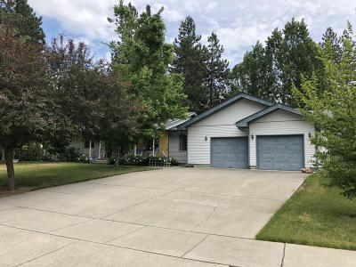 Coeur D'alene Single Family Home For Sale: 3870 N Nicklaus Dr