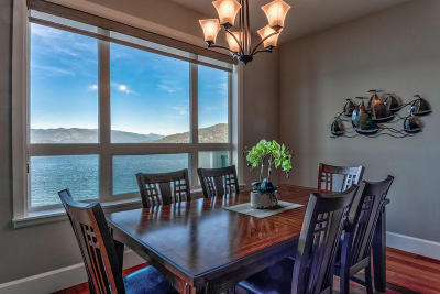 Sandpoint ID Condo/Townhouse For Sale: $489,000