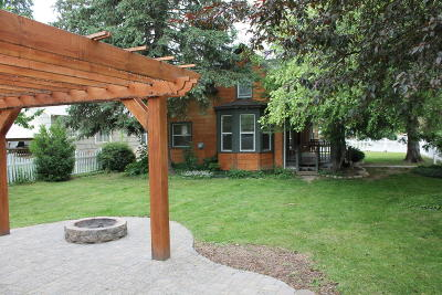 Sandpoint Single Family Home For Sale: 821 Fir St.