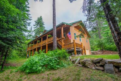 Rathdrum Single Family Home For Sale: 23440 N Teddy Loop