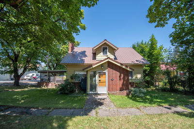 St. Maries Single Family Home For Sale: 1746 Main Avenue