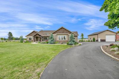 Coeur D'alene Single Family Home For Sale: 1790 W Prairie Avenue