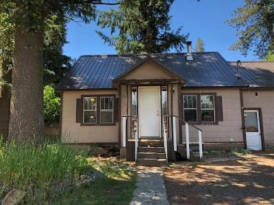 Single Family Home For Sale: 303 Montana