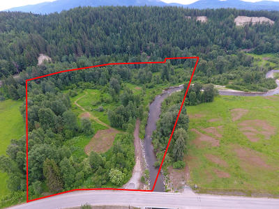 Bonners Ferry Residential Lots & Land For Sale: NNA Deep Creek Loop