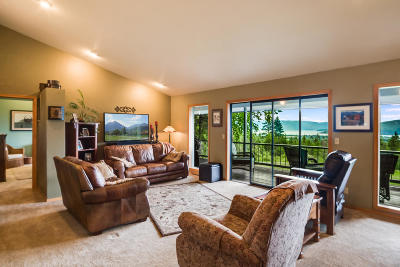 Sandpoint Single Family Home For Sale: 135 Knoll Top Drive