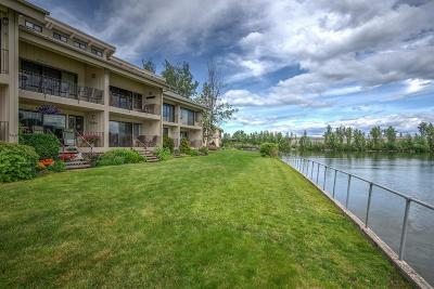 Sandpoint Condo/Townhouse For Sale: 301 Iberian Way #129