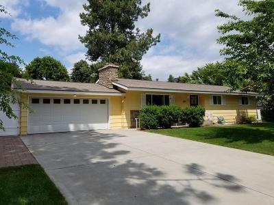 Coeur D'alene Single Family Home For Sale: 1505 E Fruitdale Ave