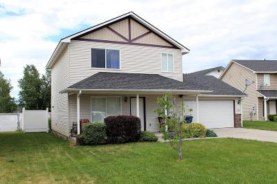 Hauser Lake, Post Falls Single Family Home For Sale: 580 N Hydra Pl