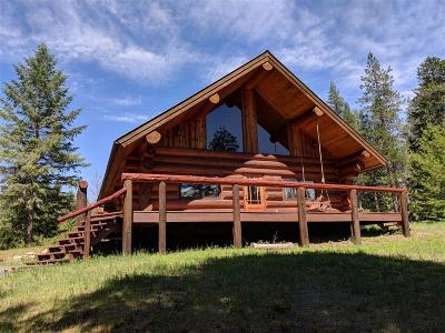 Sandpoint ID Single Family Home For Sale: $348,500