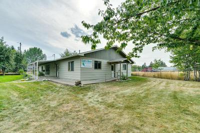 Hayden Single Family Home For Sale: 264 W Hilgren Ave