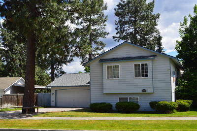 Coeur D'alene Single Family Home For Sale: 5502 W Pinta Ct