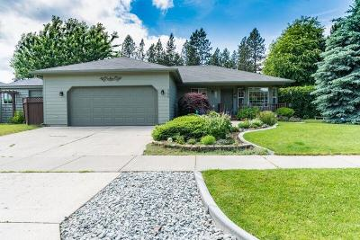 Coeur D'alene Single Family Home For Sale: 3505 N 12th St
