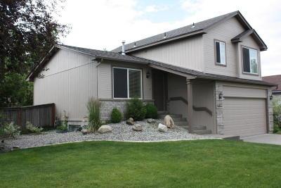 Coeur D'alene Single Family Home For Sale: 5823 N Carlisle Rd