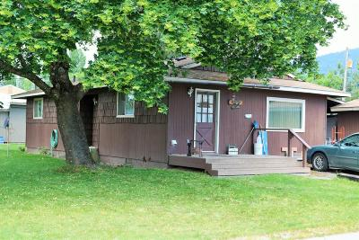 Sandpoint ID Single Family Home For Sale: $199,000