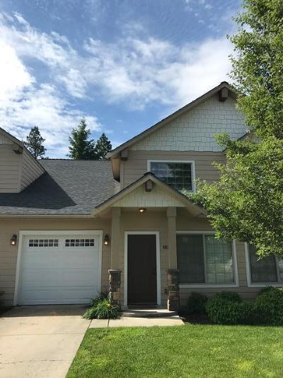 Coeur D'alene Condo/Townhouse For Sale: 934 W Willow Lake Loop
