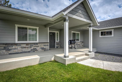 Rathdrum Single Family Home For Sale: 7737 W Meadow Lark Ln