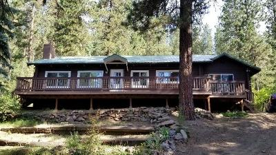 Coeur D'alene, Dalton Gardens Single Family Home For Sale: 3047 S Stach Rd