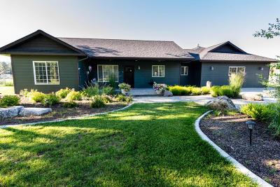 Rathdrum Single Family Home For Sale: 4725 W Highway 53