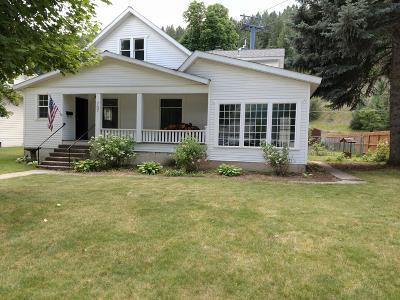 Kellogg Single Family Home For Sale: 707 McKinley Ave