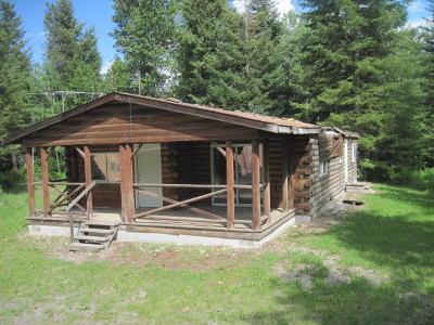 Bonner County, Kootenai County Single Family Home For Sale: 2322 E Chilco Rd