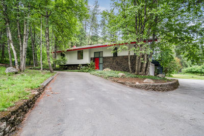 Sandpoint Single Family Home For Sale: 781 Mountain View Drive