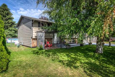 Hauser Lake, Post Falls Single Family Home For Sale: 112 S Idaho St