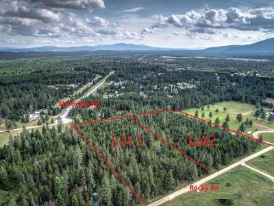 Rathdrum Residential Lots & Land For Sale: LOT 1 W Rocky Rd