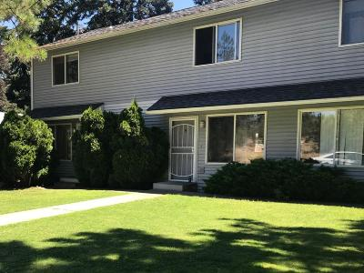 Hauser Lake, Post Falls Condo/Townhouse For Sale: 609 N Catherine St