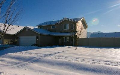 Hauser Lake, Post Falls Single Family Home For Sale: 4856 W Candlewood Ln