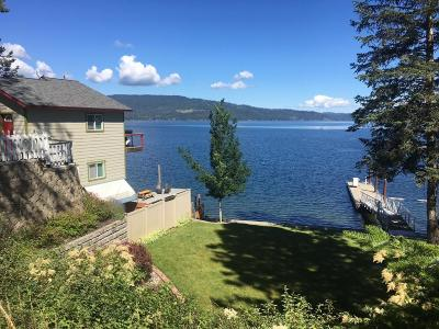 Harrison Single Family Home For Sale: 33969 S Highway 97