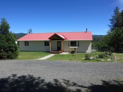 Santa Single Family Home For Sale: 1493 Pokey Creek