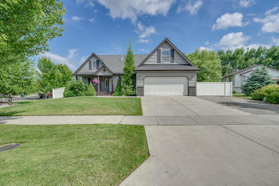 Hayden Single Family Home For Sale: 3120 W Gooseberry Ct