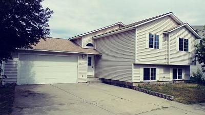 Hauser Lake, Post Falls Single Family Home For Sale: 970 N Regal Ct