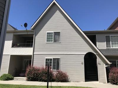 Hauser Lake, Post Falls Condo/Townhouse For Sale: 322 N Promenade Loop #B110