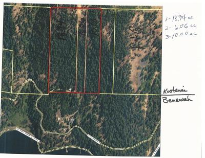 Benewah County Residential Lots & Land For Sale: 33310 S Benewah Rd