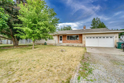 Hauser Lake, Post Falls Single Family Home For Sale: 1710 N Compton St
