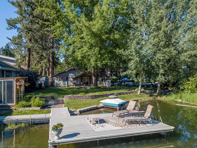 Kootenai County Single Family Home For Sale: 6845 W Harbor Dr