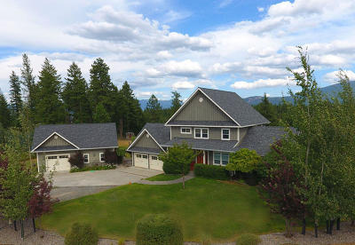 Bonners Ferry Single Family Home For Sale: 638 Stellar Jay