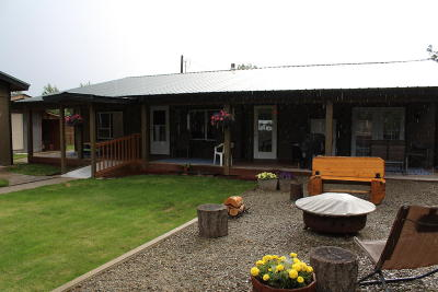 Priest River Single Family Home For Sale: 602 Bodie Canyon Rd