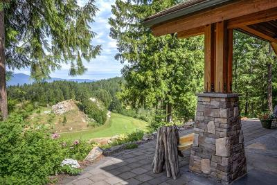 Sandpoint Single Family Home For Sale: 512 S Idaho Club Rd.