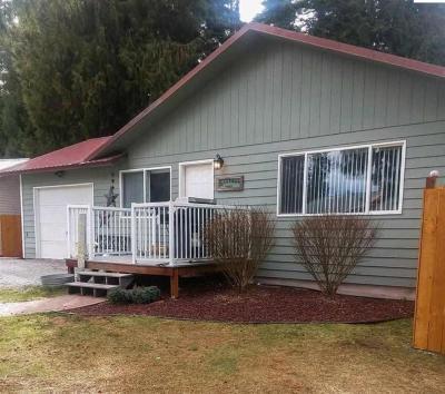 Priest River Single Family Home For Sale: 72 Merritt St
