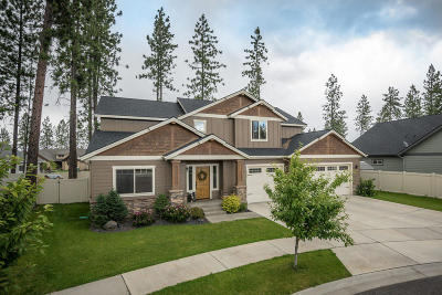 Coeur D'alene, Dalton Gardens Single Family Home For Sale: 2543 W Malraux Dr