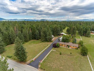 Hayden Single Family Home For Sale: 3021 E Hudlow Rd