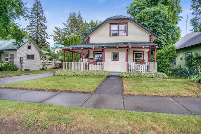 Sandpoint Single Family Home For Sale: 311 S Boyer Ave