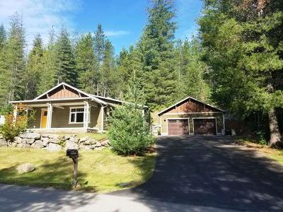 Shoshone County Single Family Home For Sale: 108 Memory Ln