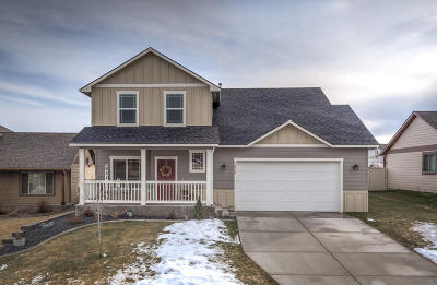 Rathdrum Single Family Home For Sale: 13418 N Shimmering Ct