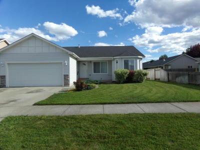 Hayden Single Family Home For Sale: 9591 North Macie Loop